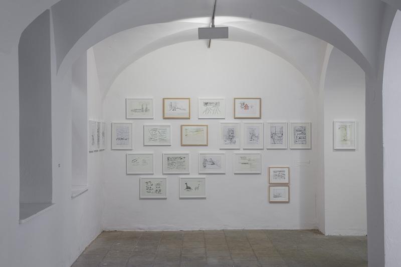Josef Legrand, 2004 – 2013, Zeichnungen