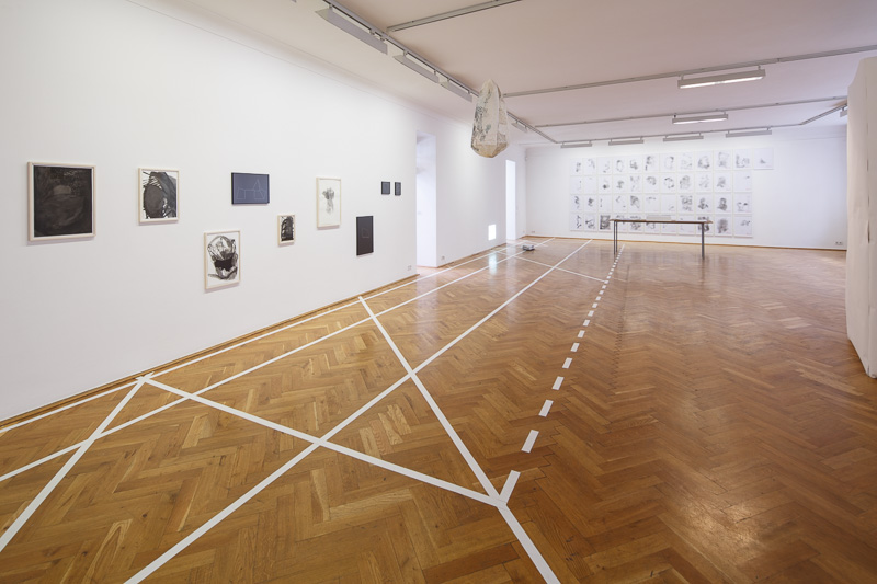 vorne: Jakob Flohe, Arbeiten 2009-2013