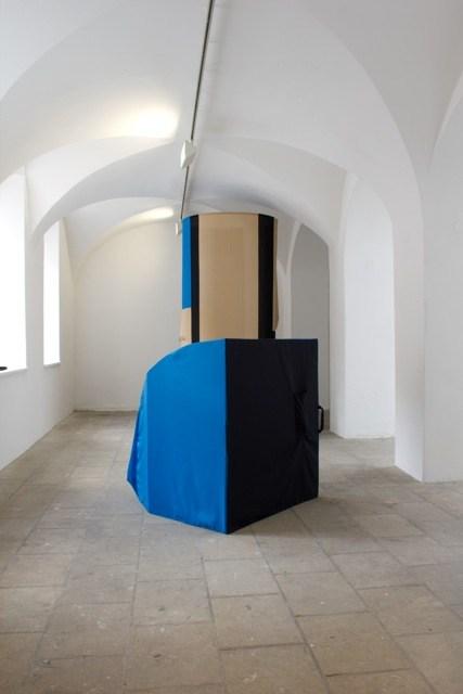 Hella Gerlach, Backstage (Pomander Chance), 2012, Foto: Linda Fuchs Courtesy the artist