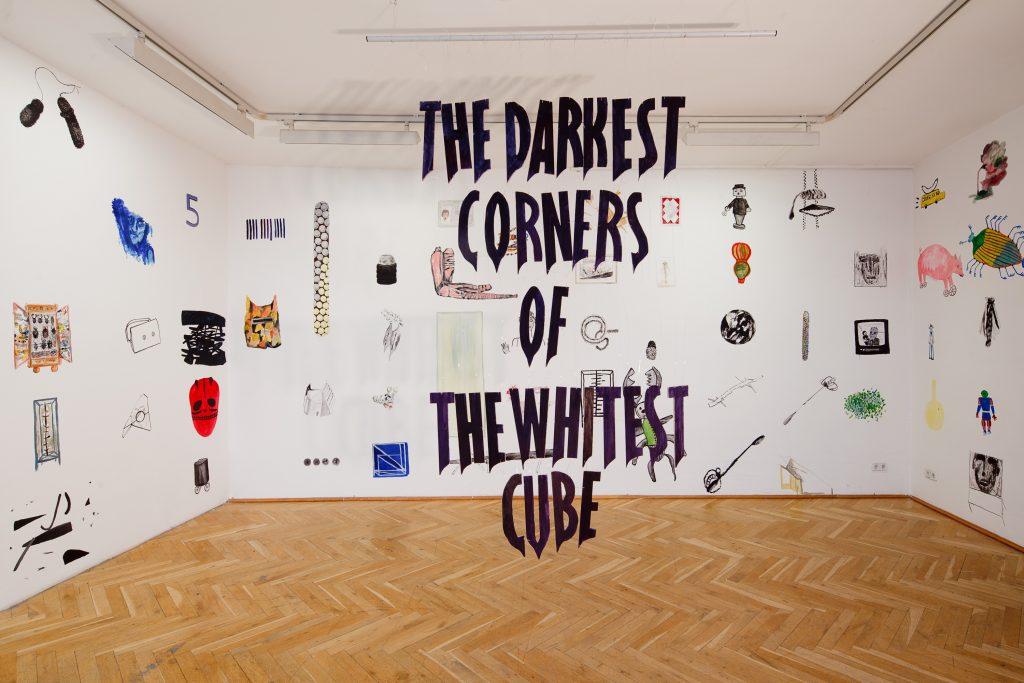 Ausstellungsansicht, Raumgestaltung Daniela Hoferer, Solveig Nawroth, Marco Miersch, Foto: David Brandt