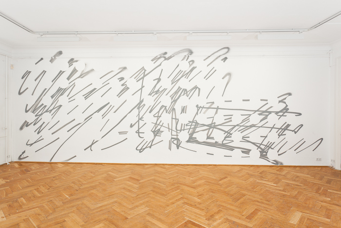 Friederike Feldmann, with a little help, 2011, Courtesy Galerie Barbara Weiss