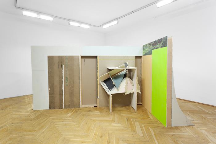 Felix Schramm, Ohne Titel, 2011, Courtesy Galerie Thomas Flor, Düsseldorf