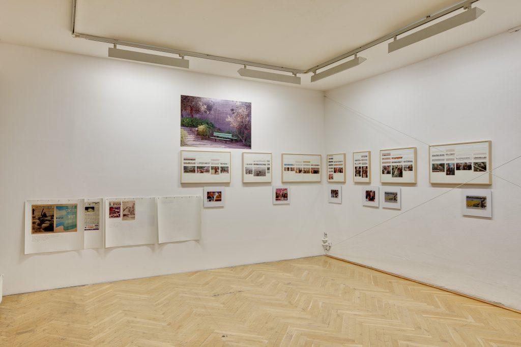 Eran Schaerf: Twice upon a time 2009, Courtesy the artist, Zwinger Galerie, Berlin und Nadja Vilenne Galerie, Liège