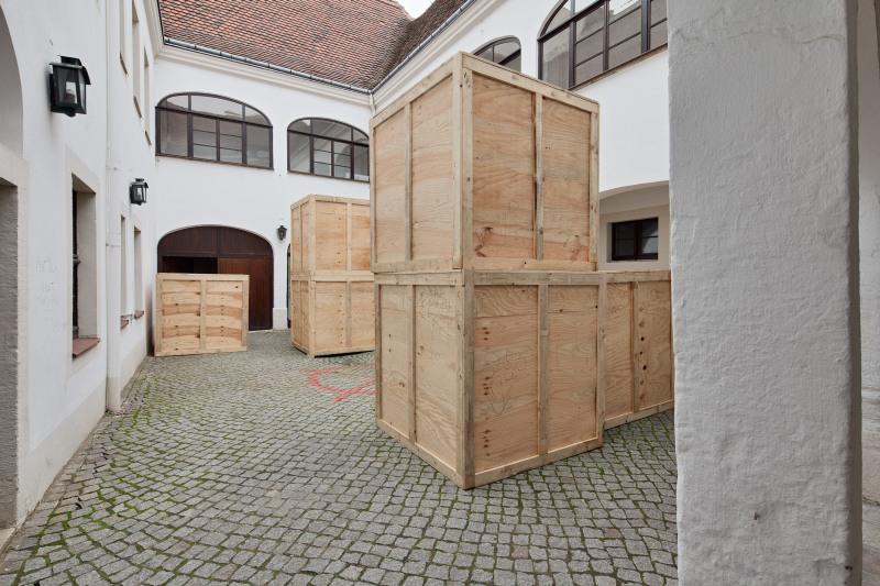 Christoph Wachter & Matthias Jud: de_kunsthaus (Hofansicht), 2010