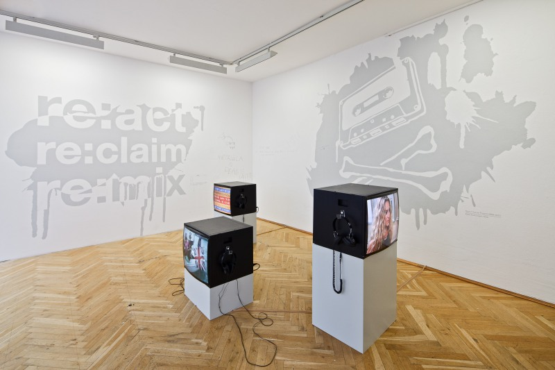 Christoph Wachter & Matthias Jud: re:act, re:claim, re:mix, 2010