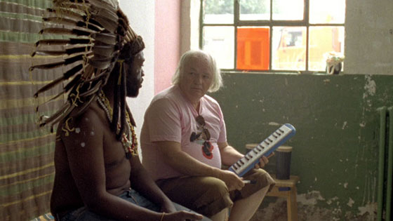 Jeanne Faust Reconstructing Damon Albarn 2010