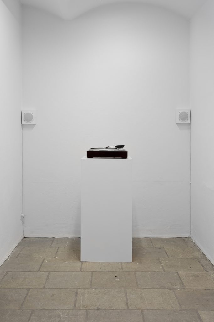 Achim Mohné, One to Another, 2000, Courtesy: the artist