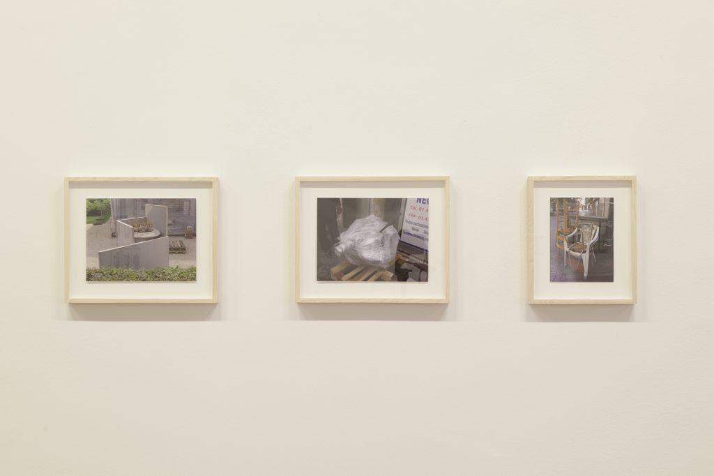 Juliane Solmsdorf, Remarked Sculptures, 2008/09, Courtesy: the artist