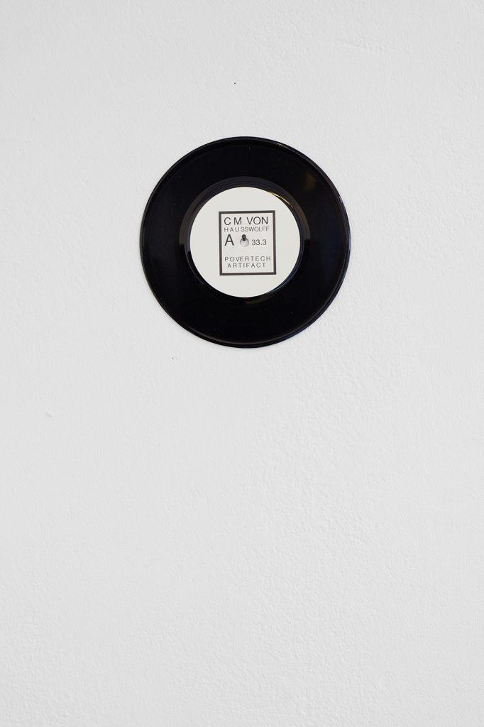 Carl Michael von Hausswolff, 4'33'' (81 inches), 1996, Courtesy: the artist, Gallery Niklas Belenius, Stockholm