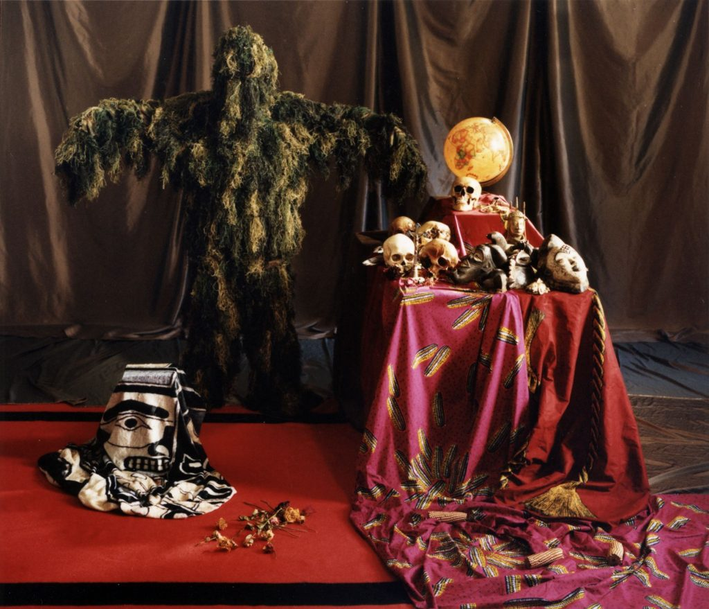 "Ponger: ""Western Still Life"", C-Print, 2013, Image Courtesy of Gallery Charim Vienna"