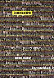 Bohemian Birds Positionen tschechischer Gegenwartskunst in deutscher und tschechischer Sprache
