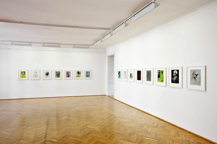 Ausstellungsansicht, , Foto: David Brandt