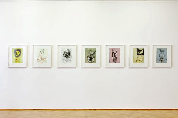 Ausstellungsansicht Ransome Stanley, Foto: David Brandt