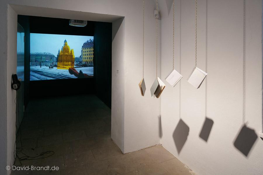 Ausstellungsansicht Kunsthaus: