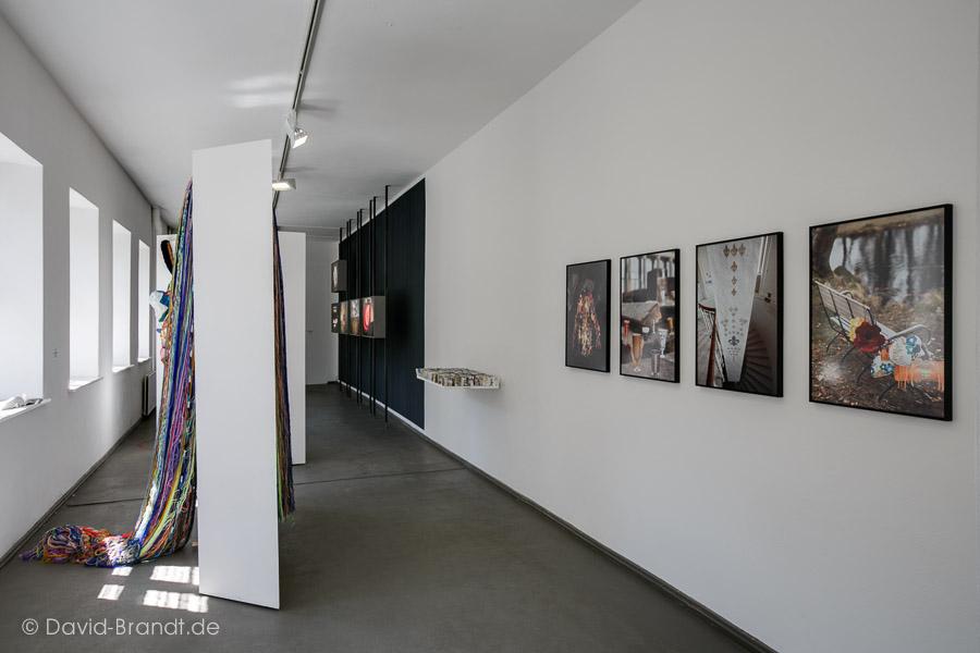 Ausstellungsansicht Kunsthaus. Foto: David Brandt