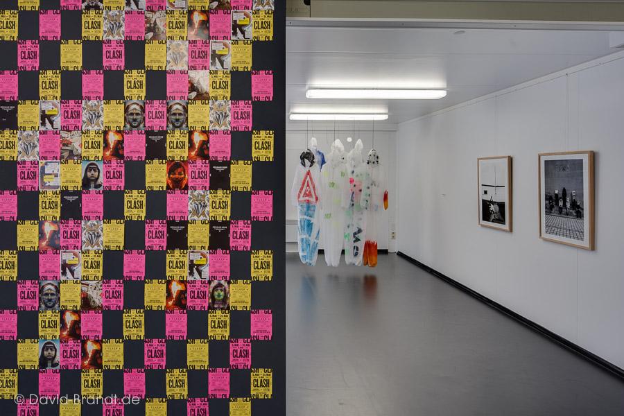Innenansicht Ausstellung