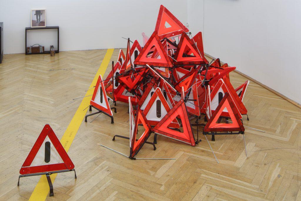 Klasse Bosslet, Ausstellungsansicht, Foto: David Brandt, 2014