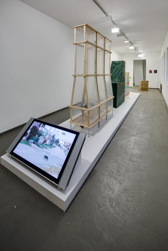 Klasse Brandmeier, Ausstellungsansicht, Foto: David Brandt, 2014