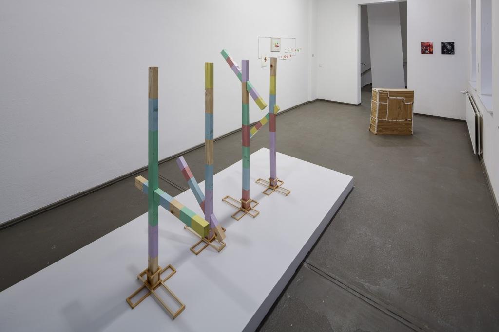 Ausstellungsansicht, Foto: David Brandt, 2014