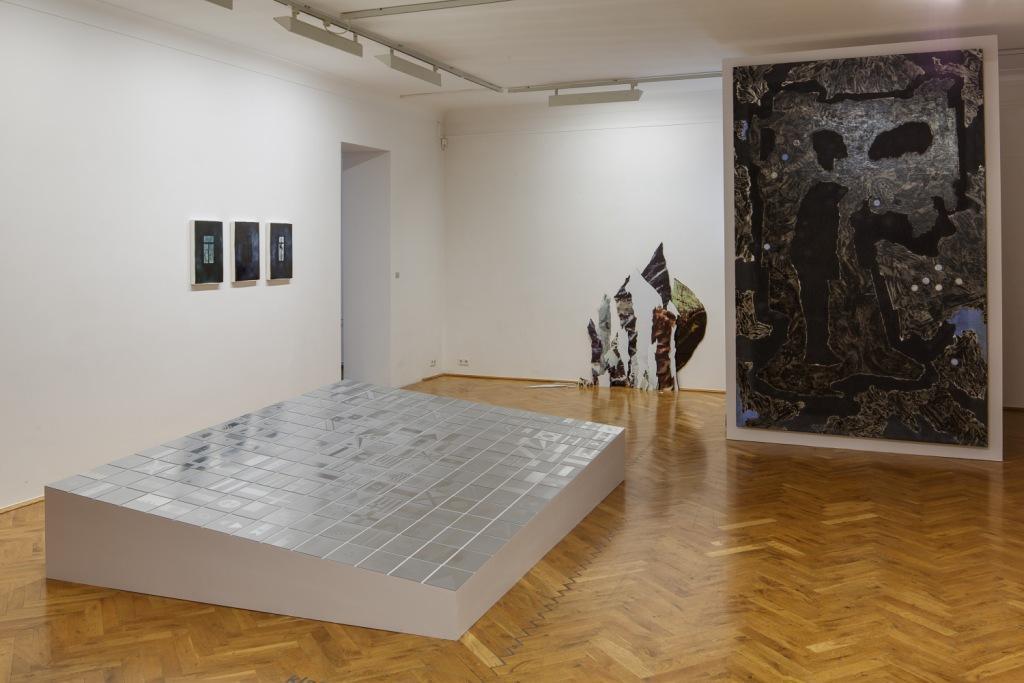 Klasse Honert, Klasse Sery, Ausstellungsansicht, Foto: David Brandt, 2014