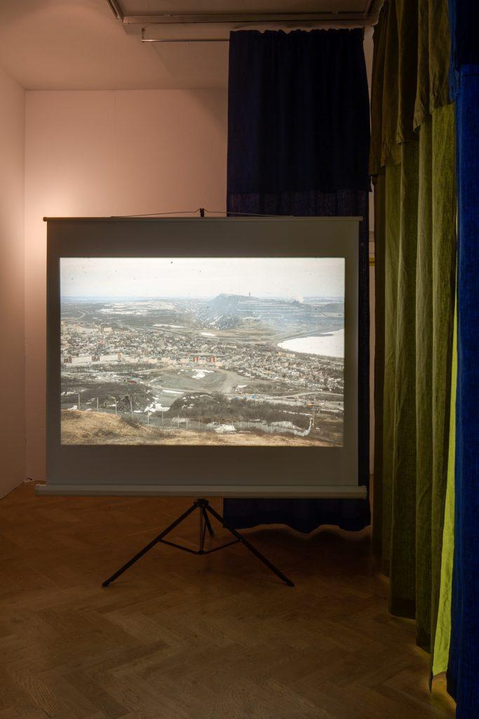 Ausstellungsansicht Kirunatopia, Foto: David Brandt