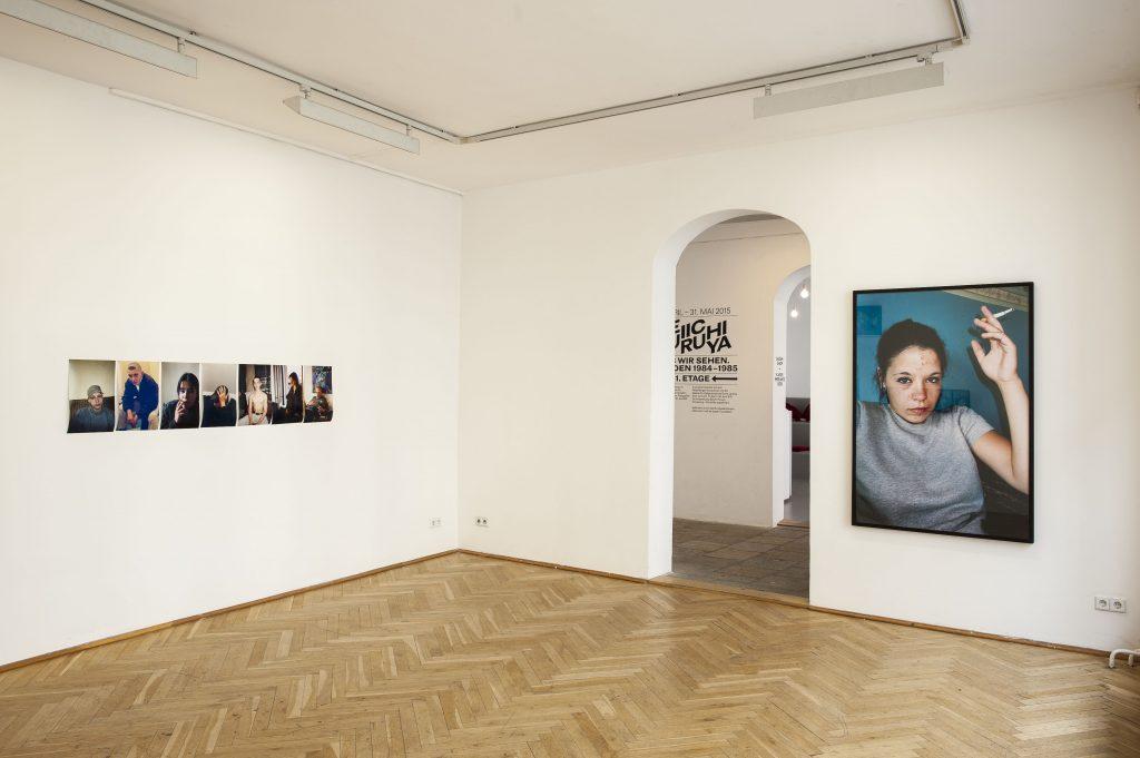 Ausstellungsansicht Kunsthaus Dresden, Foto: Danilo Barsch