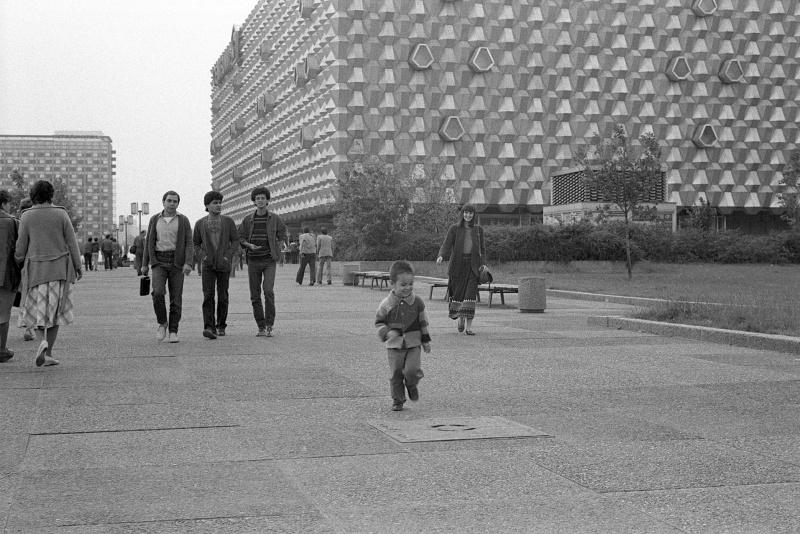 Seiichi Furuya: Warum Dresden: Fotografien 1984/85 und 2015