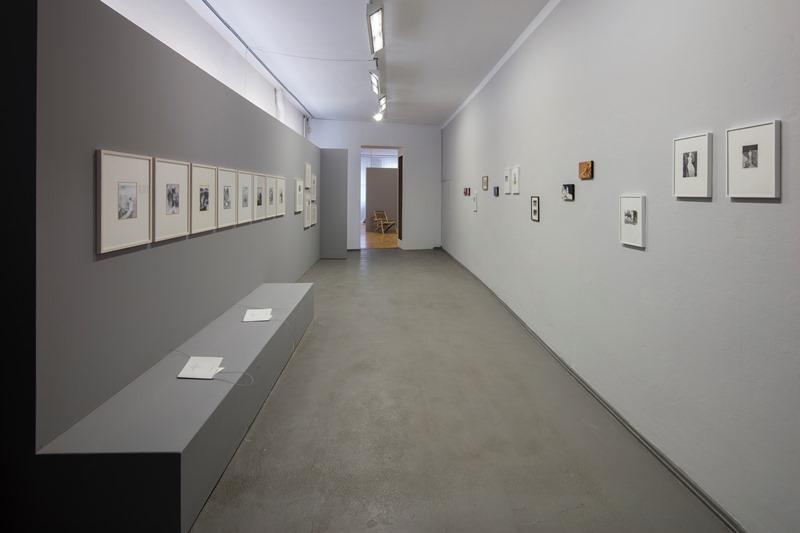 Ausstellungsansicht Kunsthaus Dresden, 2018, Foto: David Brandt
