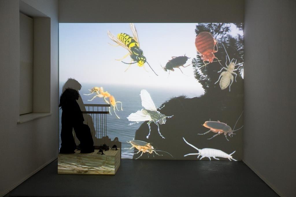 David Maljkovic: Scene for a New Heritage, 2004 Video / 4,33 Min. Courtesy Galerie Annet Gelink, Amsterdam. Ausstellung