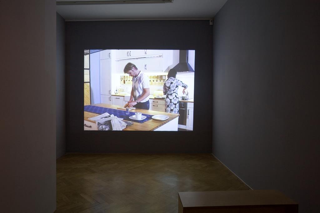Judith Hopf & Katrin Pesch: The Uninvited, 2005. Video / 15 Min. Ausstellung