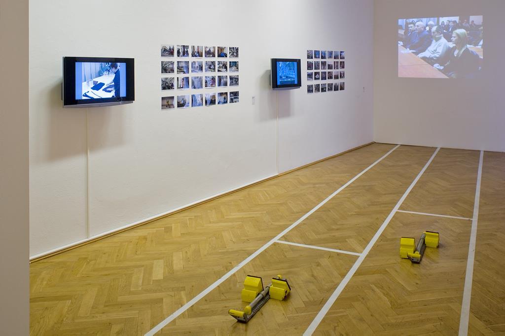 Kunsthaus Dresden, Ausstellung Wild Capital - Wildes Kapital 28.05.2006 - 23.07.2006