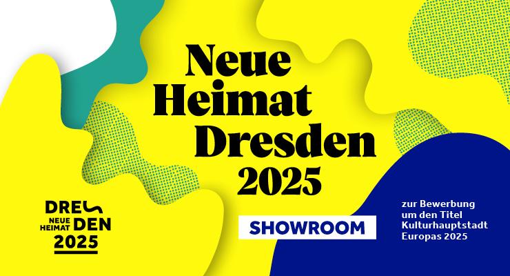"""Showroom """"Neue Heimat Dresden 2025"""""""