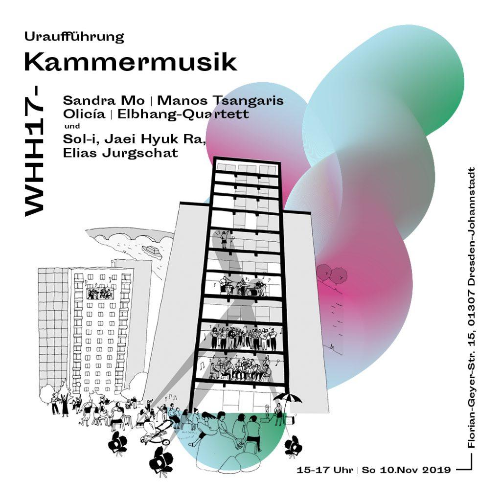 Uraufführung WHH17-Kammermusik