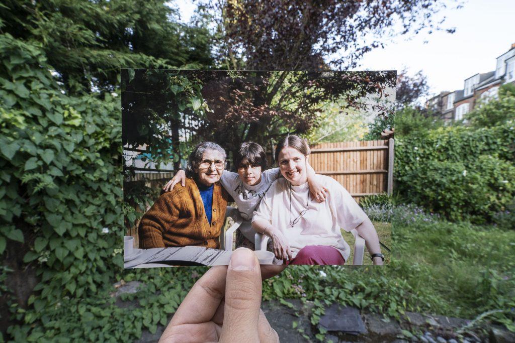 Aram Balakjian: Garden aus der Serie The House, 2018, © Aram Balakjian