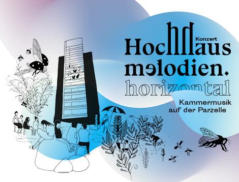 Hochhausmelodien horizontal