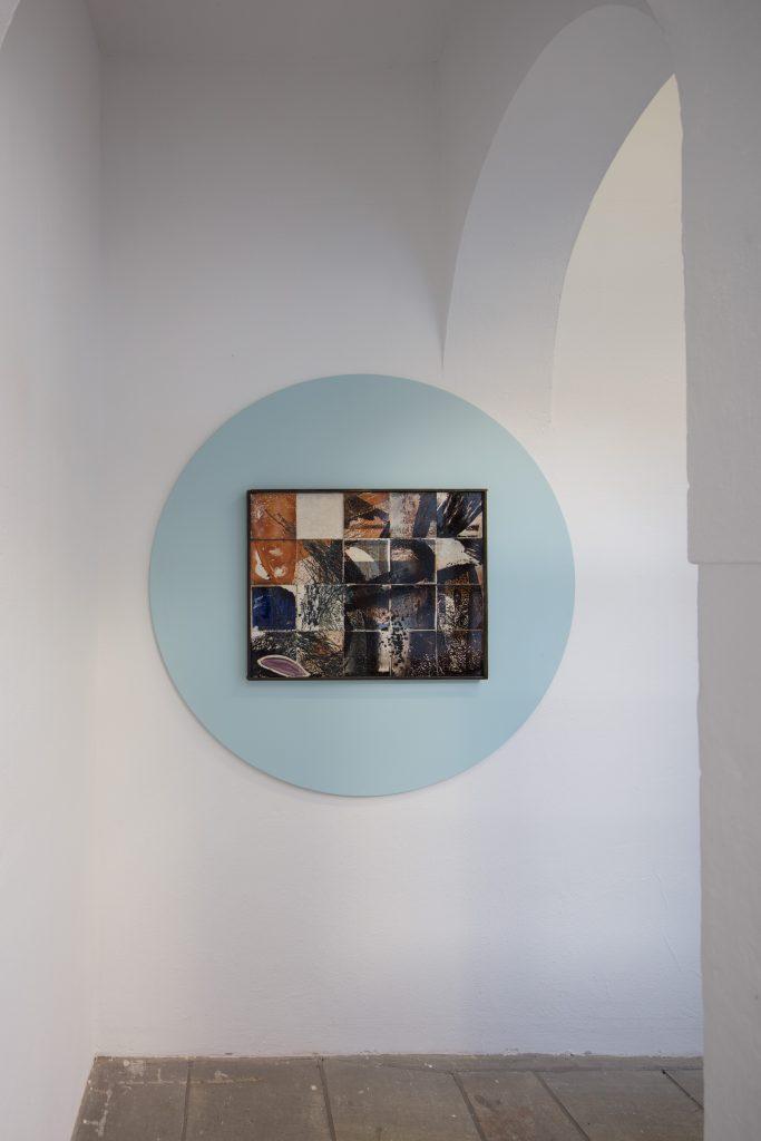 Uwe Piller Erwachen, o.J. Keramik, gebrannt (76 x 62 cm), Foto:  David Brandt