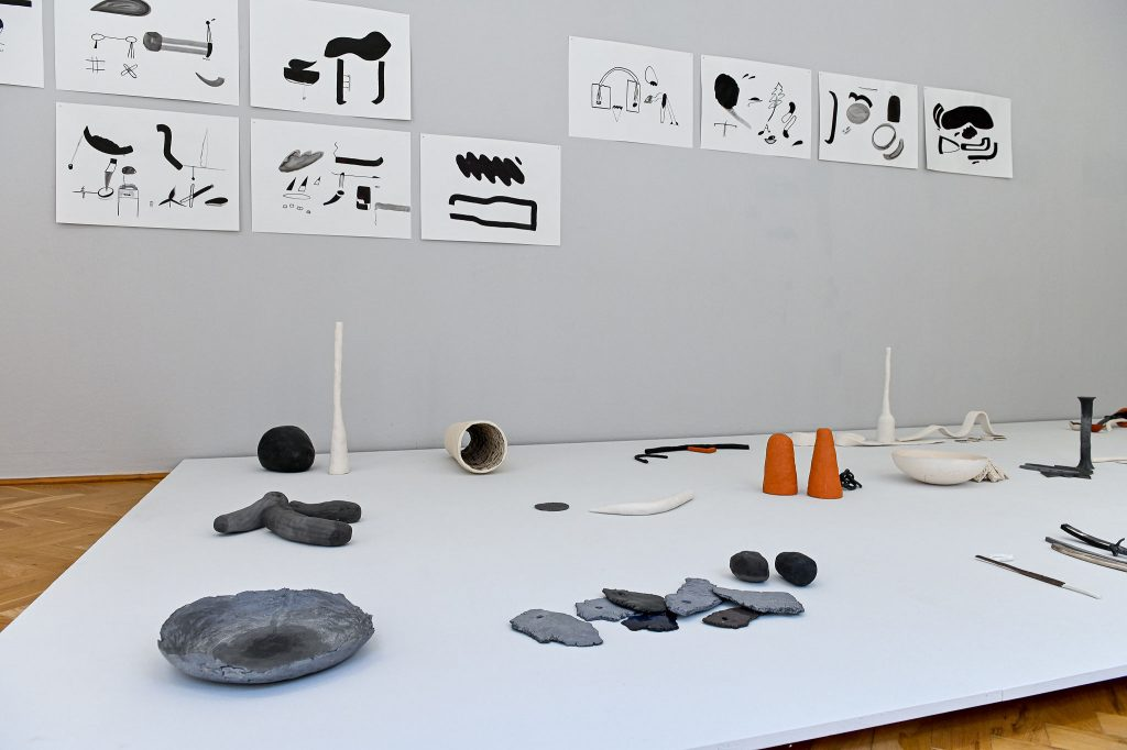 Elisa Schumann, # COOL TOOLS / One Thing Rommy Never Really Dug, 2019, Foto: Anja Schneider