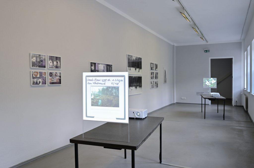 Andreas Kempe, Terra Uligunosa (2020), Foto: Anja Schneider