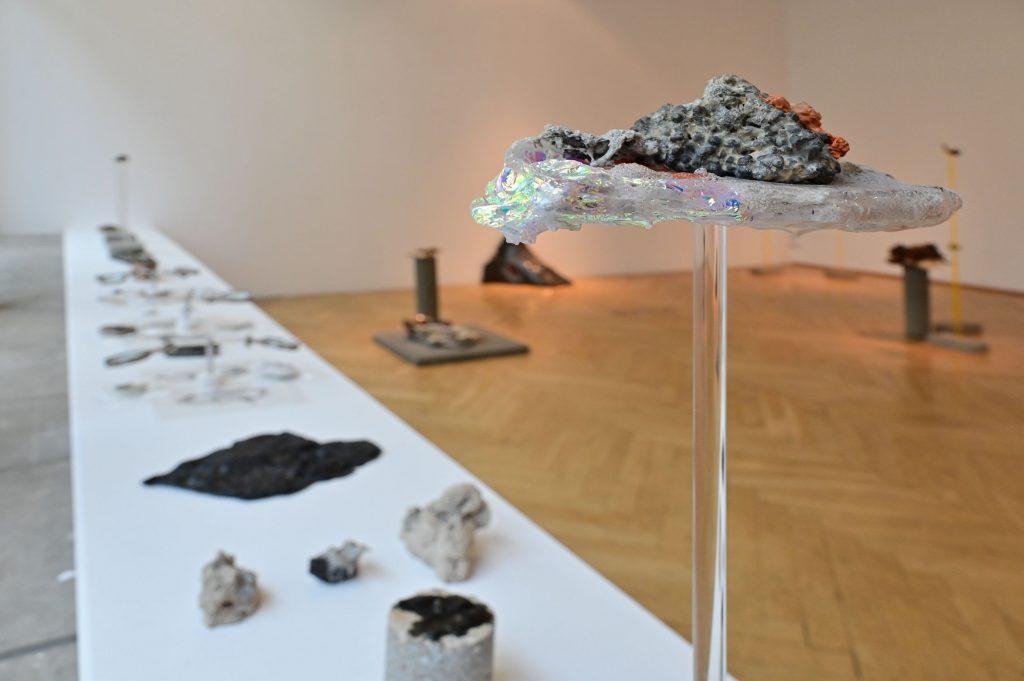 Silvia Noronha, Shifting Geologies, 2020, Foto: Anja Schneider
