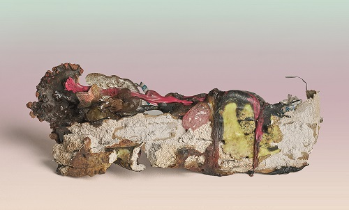 Silvia Noronha, Shifting Geologies, 2020, Foto: Sebastian Eggler