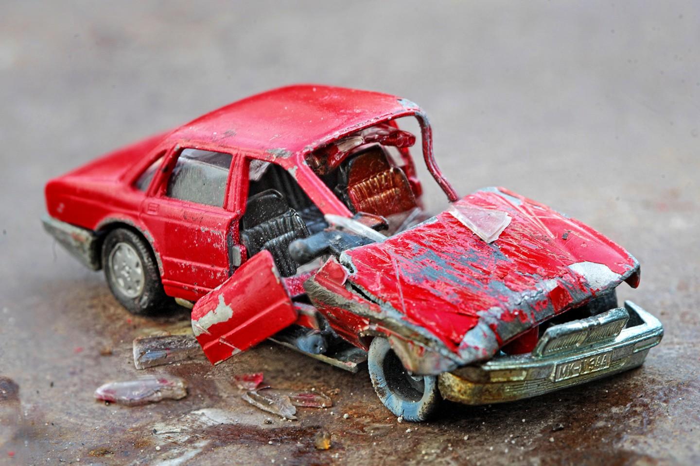 Unfallwagen - Jaguar XJ 6