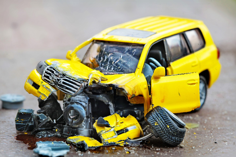Unfallwagen - Toyota Land Cruiser V8